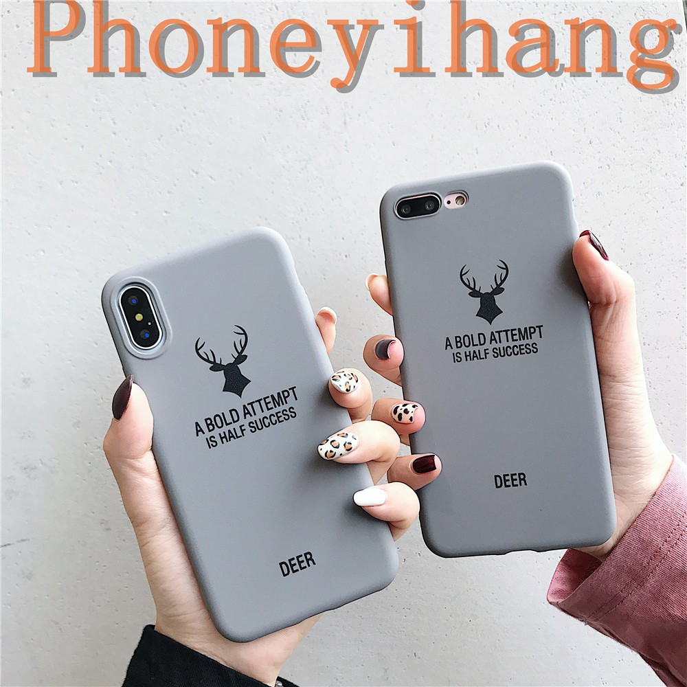Huawei Nova 3i 2i 3 2 2s Nova 2 Plus Lite Elk Pattern Phone Case