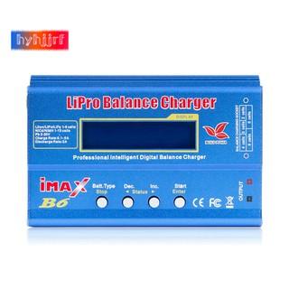 Imax B6 12V Battery Charger 80W Lipro Balance Charger Nimh Li-Ion Ni-Cd  Digital Rc Charger 12V 6A Po
