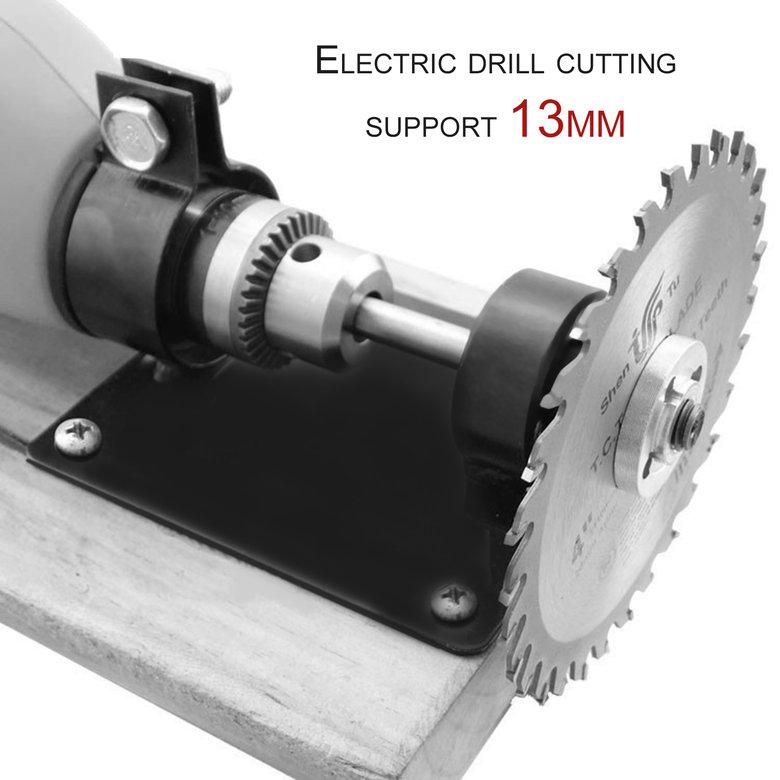 @13mm Electric Drill Cutting Holder Polishing Grinding Bracket Seat Stand
