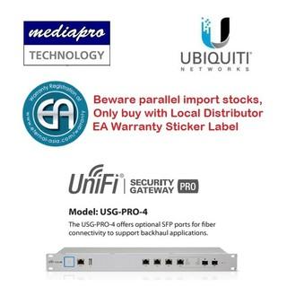 Ubiquiti USG Security Gateway Enterprise Gateway Router - Local