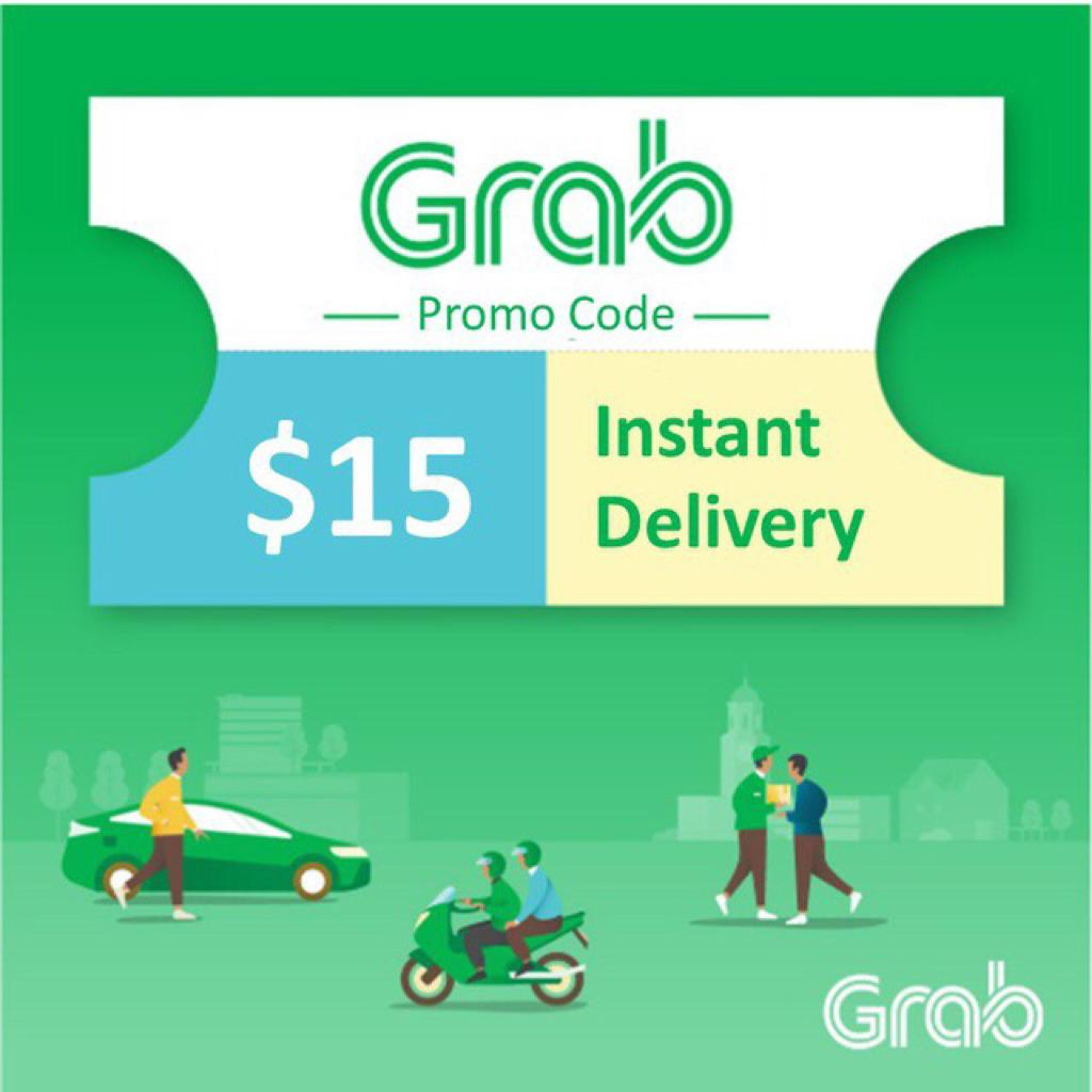 Grab SGD10 code - Instant Delivery | Shopee Singapore