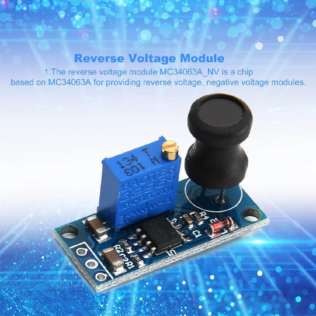 DC-DC 3.6v-36v MC34063A Positive Voltage Negative Voltage Module