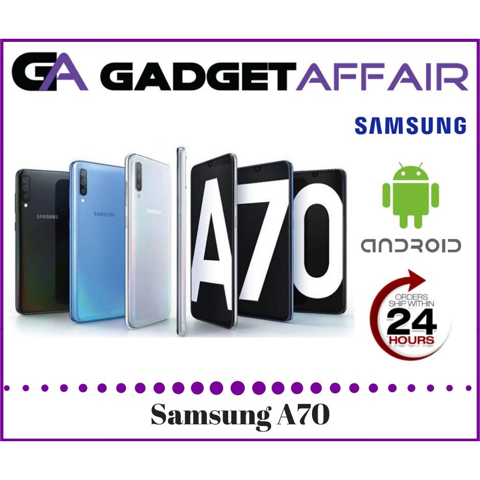 Samsung A70 (Local Set)