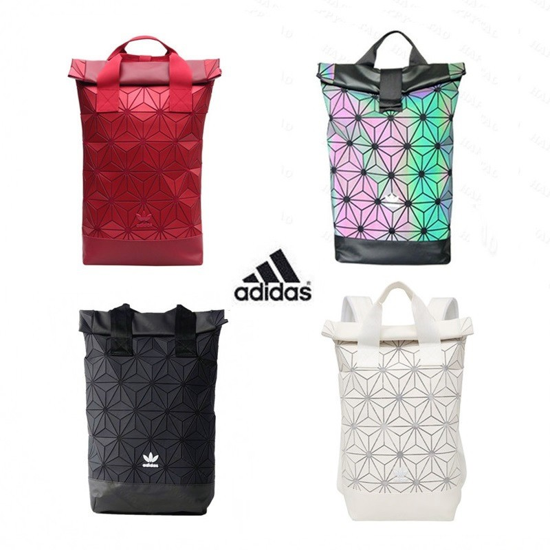 Limited Edition Adidas x Issey Miyake 3D Urban couple Men Women Backpack Bag   0ad75f5064fef