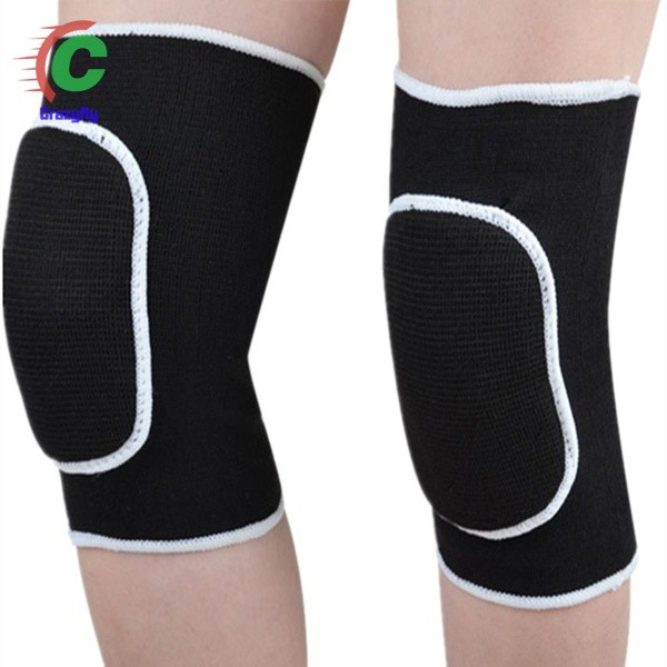 Sport Knee Protector Brace Strap Breathable Outdoor Basketball Knee Support Pads Cycling Leg Sleeve | Shopee Singapore