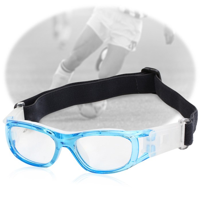 3ea061c1db5 Adults Basketball Football Sports Eyewear Goggles PC Lens Protective Eye  Glasses