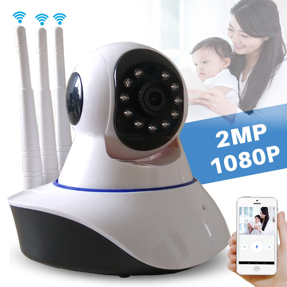 🔥IP camera 🔥Yoosee wireless CCTV security camera 2MP HD 1080P Wifi night  vision
