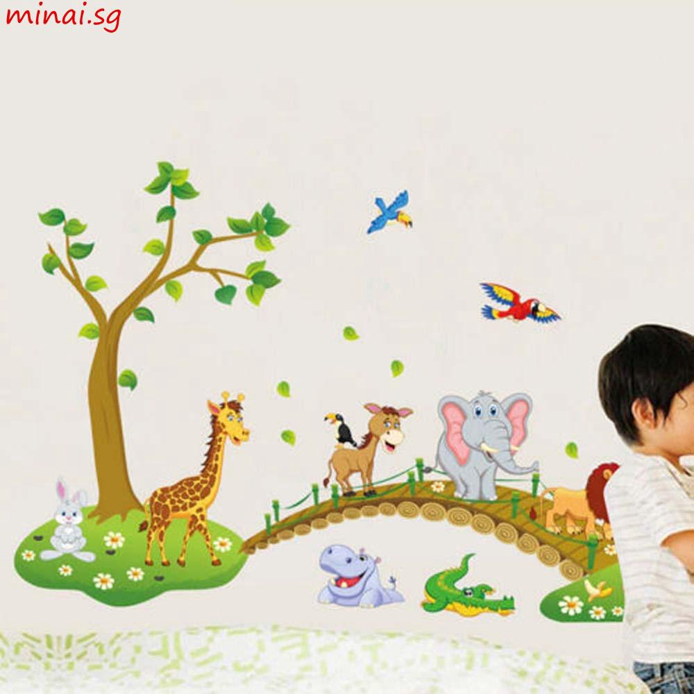 Tree Wall Room Stickers Nursery Decal Decor Baby