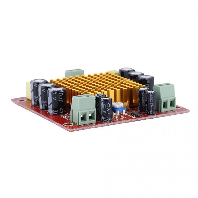 DC26V 150W Single Channel Digital Audio Amplifier Board Power Amp Module DC12V