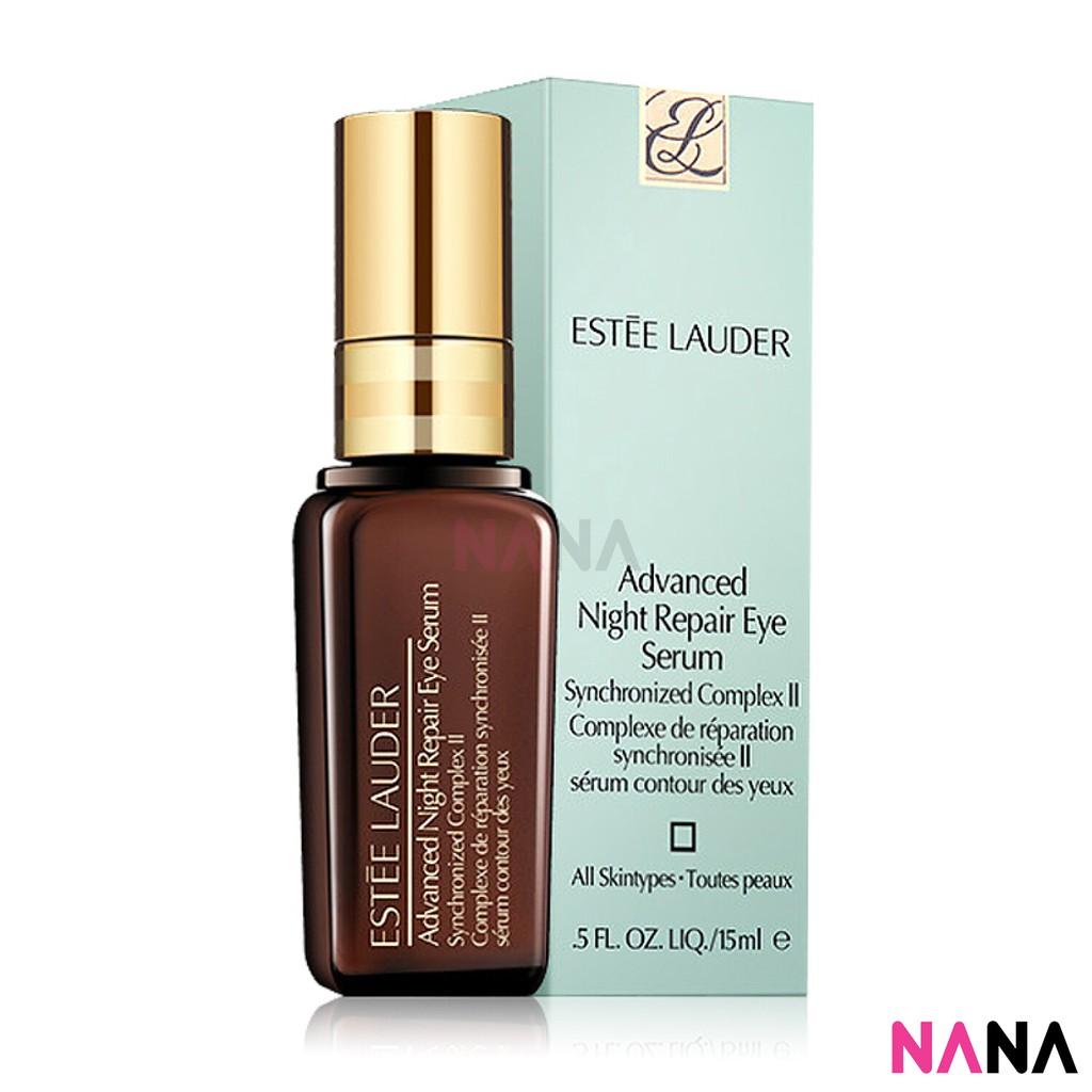 Estee Lauder Advanced Night Repair Eye Serum 15ml Shopee Singapore