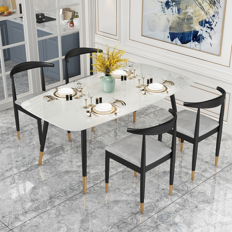 Marble Dining Table Small Apartment