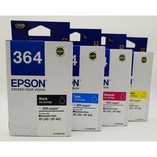 Epson 364 Value Pack ( 4 in 1 ) | Shopee Singapore