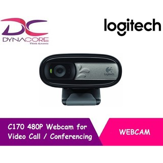 Logitech C170 Webcam | Shopee Singapore