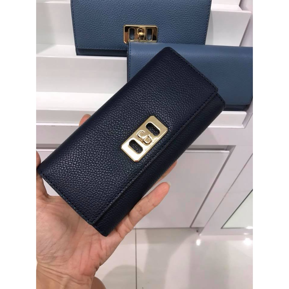 7a48ec0fbadc Michael Kors Giftables Flat Leather Wallet Glitter Series | Shopee Singapore