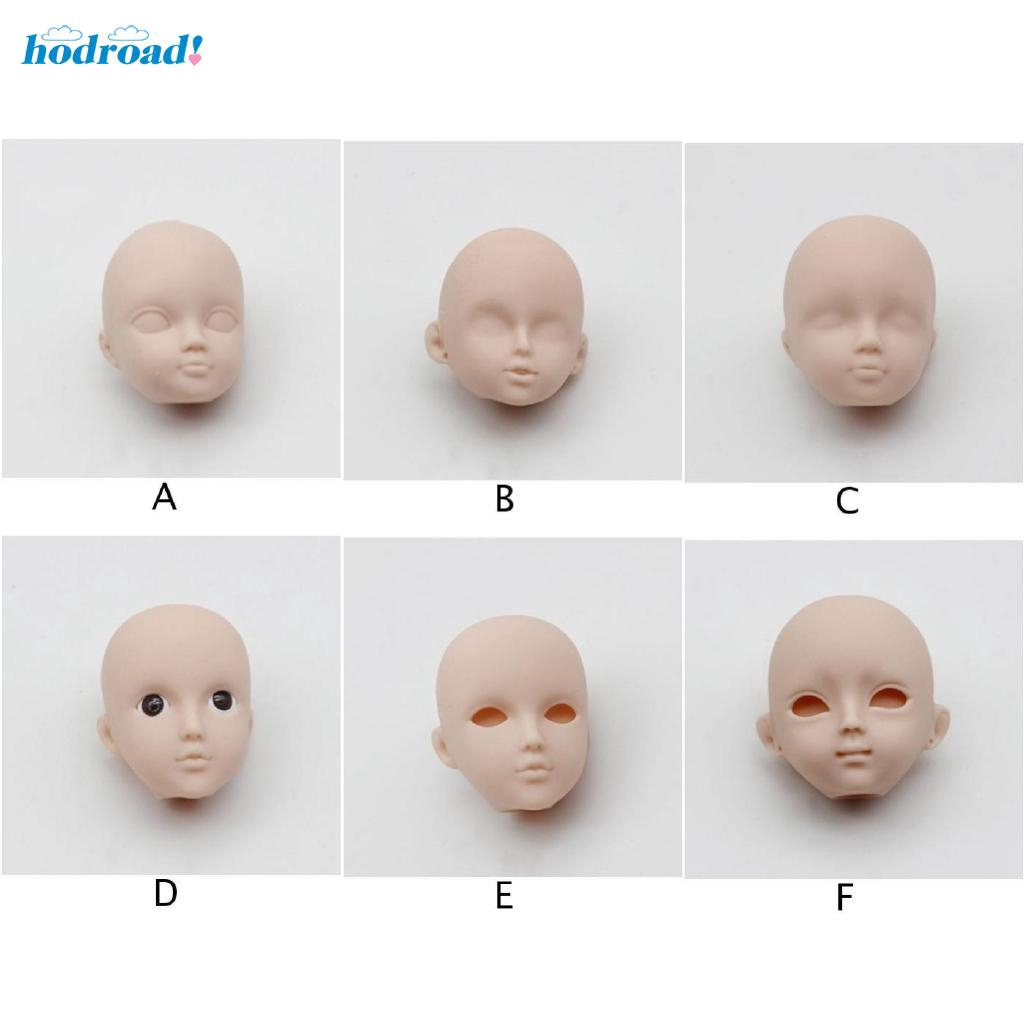 2pcs Lot Soft Practice Makeup Doll