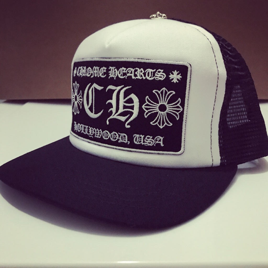 Chrome Hearts Trucker Cap  9e358bb17dac