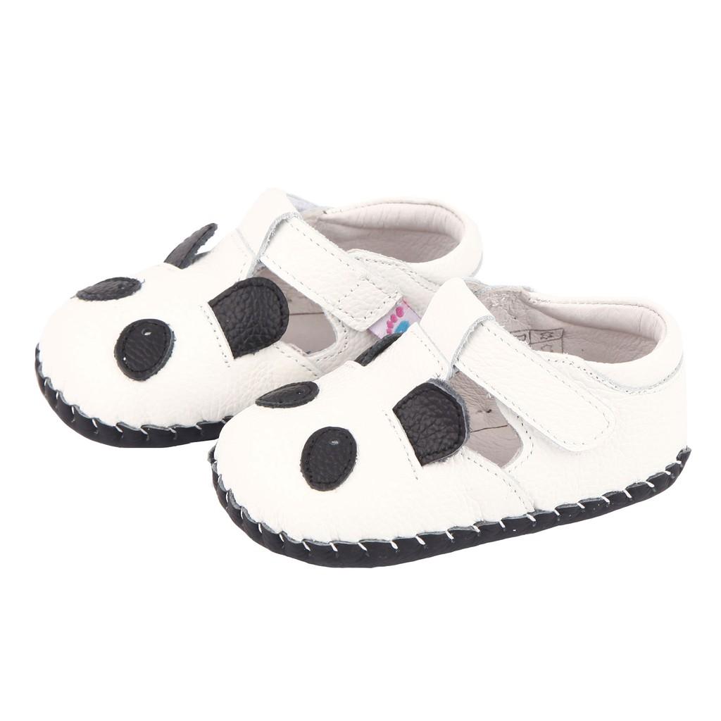 Freycoo - White Leslie Infant Shoes