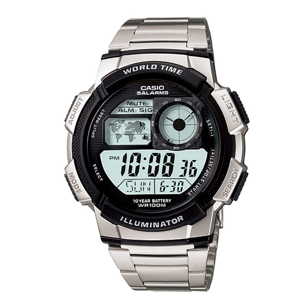 Casio A168wegc 3d Vintage Gold Digital Watch With Green Camo G Shock 7710 1dr Shopee Singapore
