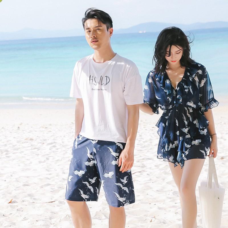 2033b78852 Buy couple swimwear - Promos and Deals - Women's Apparel Jun 2019 | Shopee  Singapore