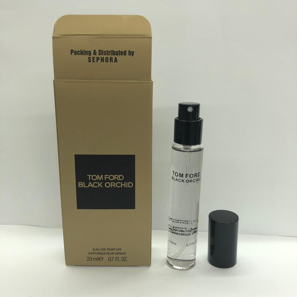 Tom Ford Black Orchid For Women Eau De Parfum 20ml Shopee Singapore