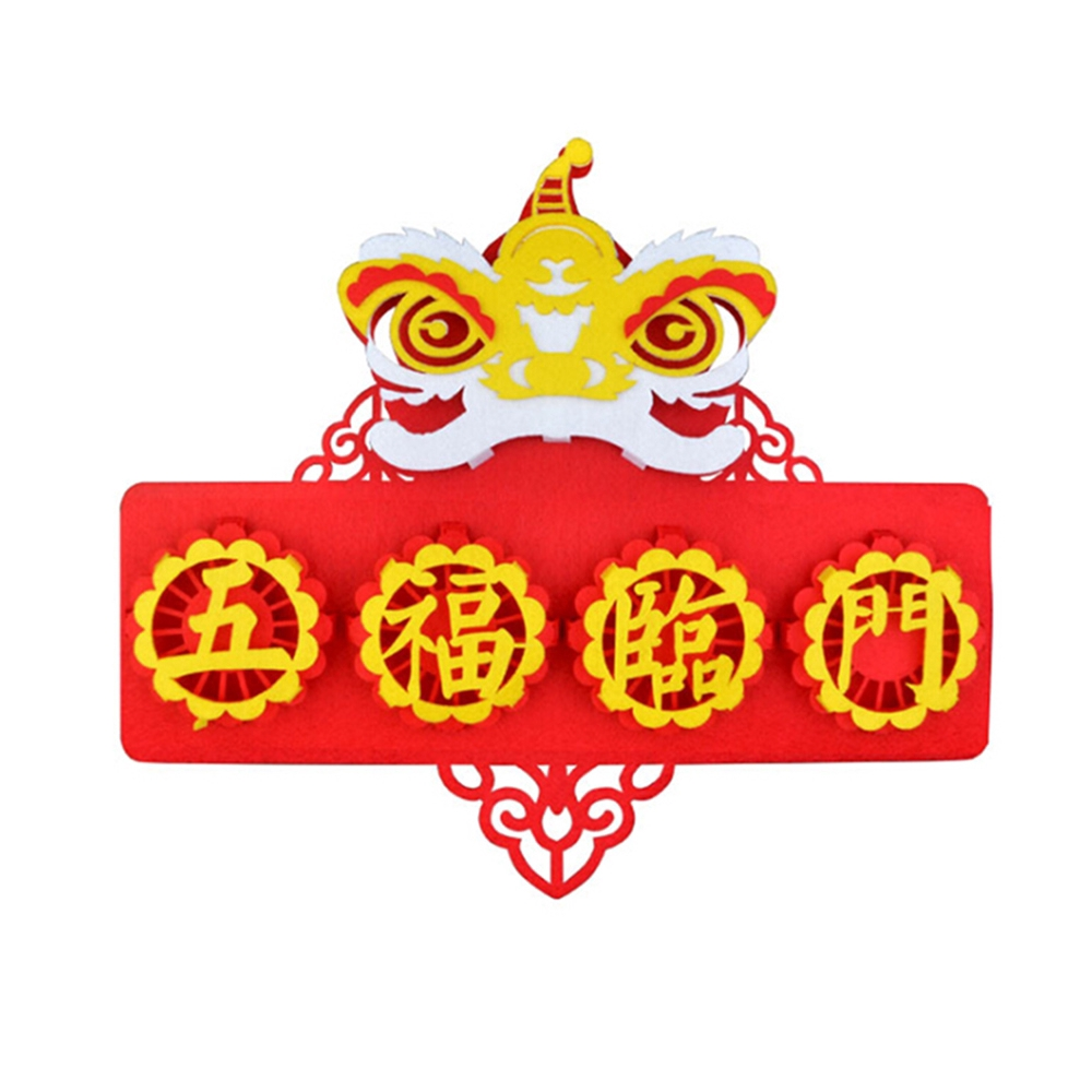 Chinese New Year Couplets DIY Home 2020 New Year ...