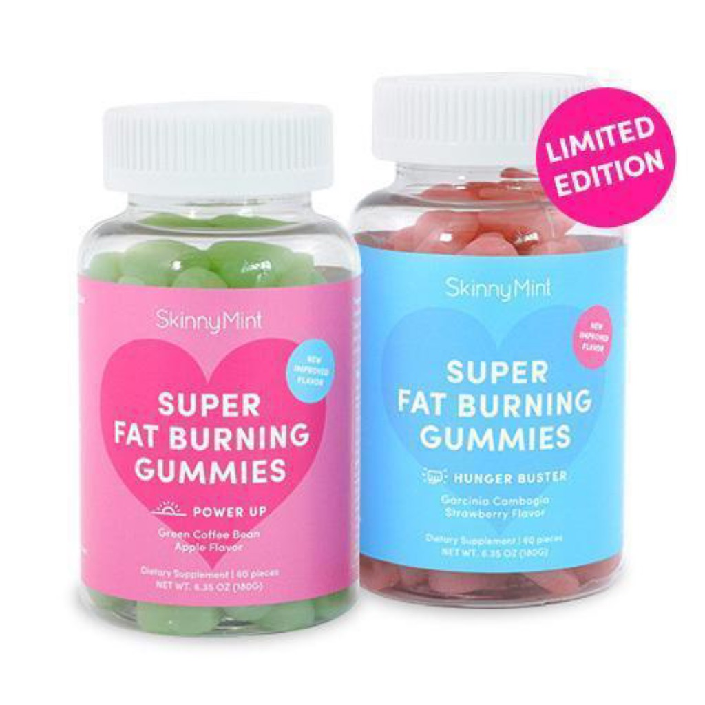 Best fat burning gummies