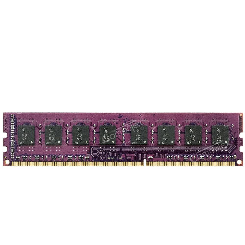 Kingbox 32GB 4x 8GB DDR3 1600MHZ Desktop Memory RAM for AMD CPU PC3-12800 240PIN