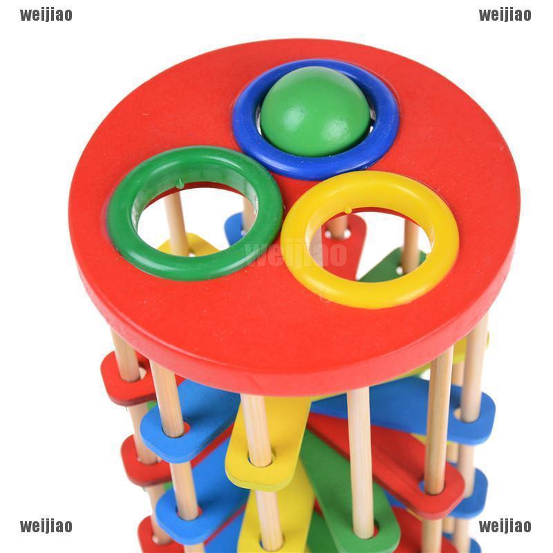 26pcs Alphabet Wooden Puzzle Jigsaw Kids Number Block Preschool Snake Toy BH