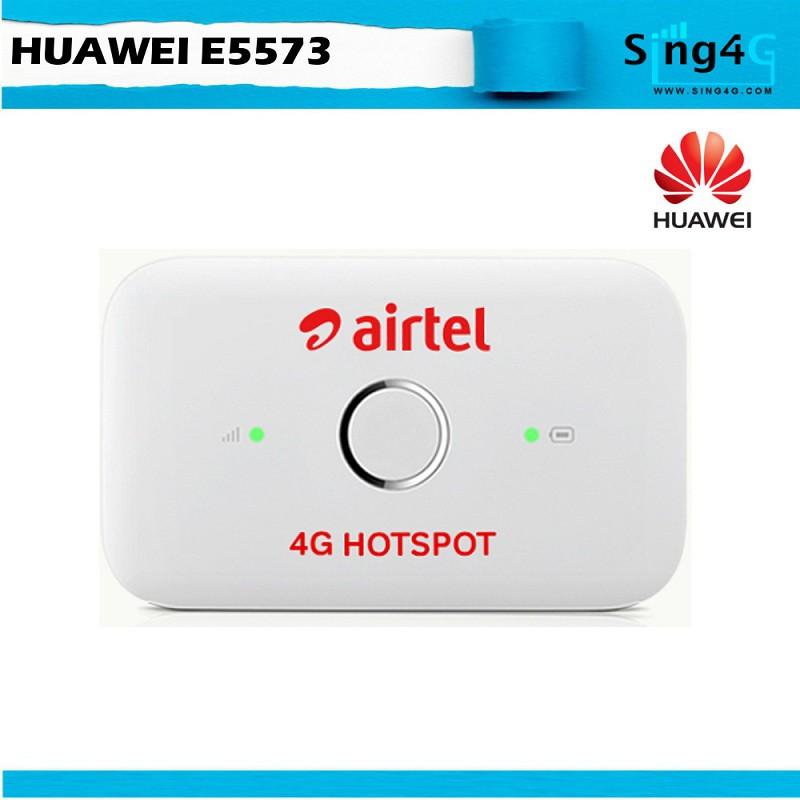 Huawei e5573 e5573cs609 4G Mifi 150mbps hotspot