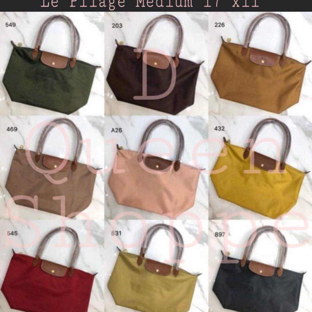 Latest Cheap Longchamp Le Pliage Tote Bags 2605 089 897 Graphite