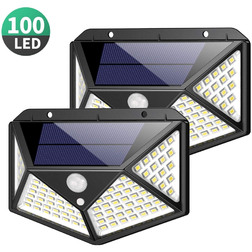 Led Solar Lights Outdoor Super Bright