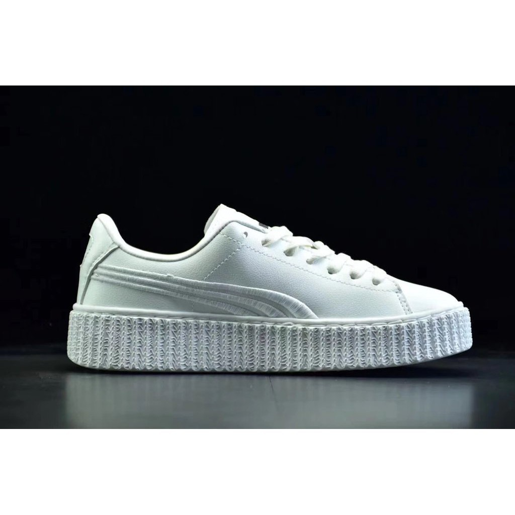 new products e8264 267cf authentic Rihanna x Fenty Clara Lionel Creeper | Shopee ...