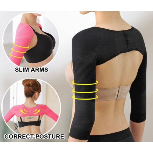 2943fd8d2a *IN STOCK* Arm Slimmer Sleeves Magic Shaper / Burner / Slimming Arm |  Shopee Singapore