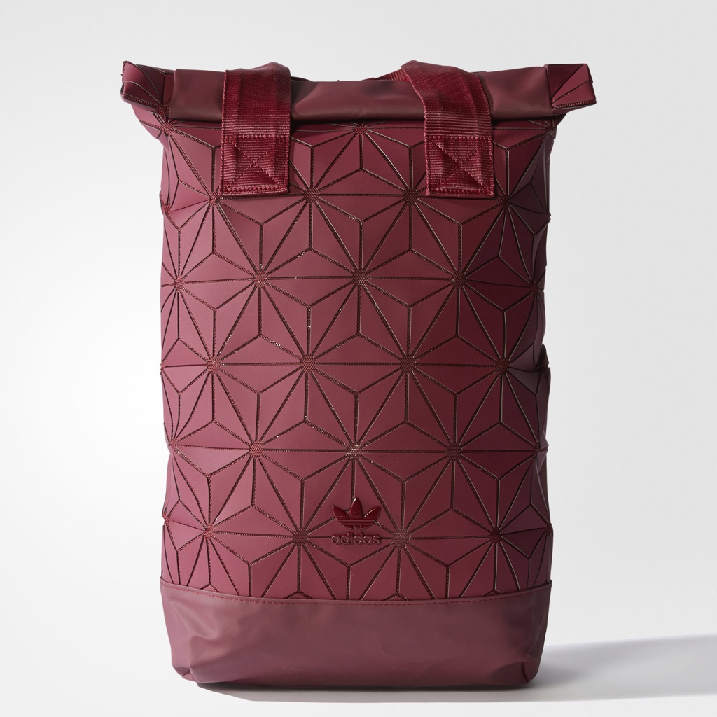2018 Edition Adidas 3D Roll Top Backpack