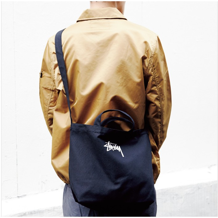 Stussy Mini Crossbody Unisex Bag Sling Bag Single Side Backpack ... abb0b17e6fc4e