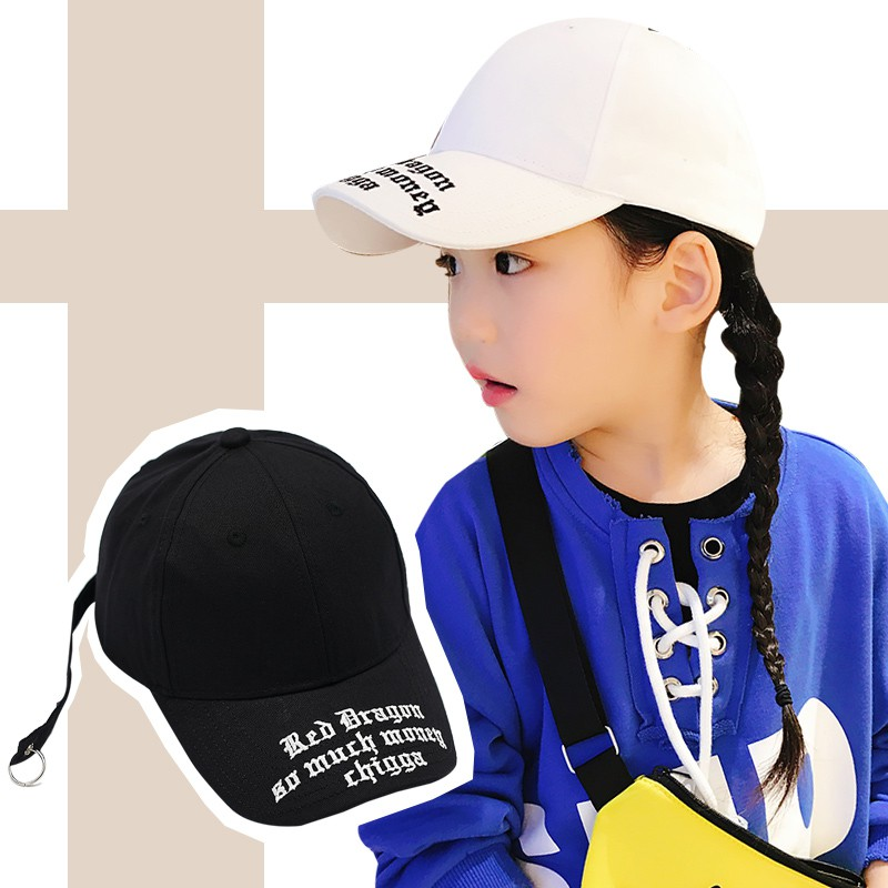 New children s spring and autumn boys and girls baseball caps Korean sun  hats spring tour baby cap sun protection sun ha b6bda48bfb07