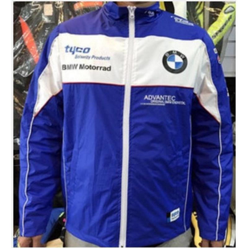 cb3ab88576d BMW MOTOGP motorcycle riding Jacket Knight windproof waterproof windbreaker  coat