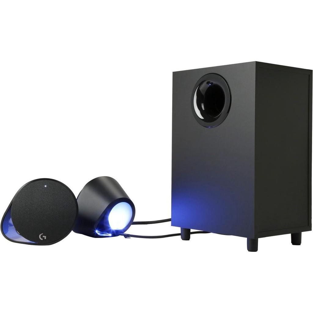 Logitech G560 Lightsync Pc Gaming Speakers With Game Driven Rgb Speaker Lighting Shopee Singapore
