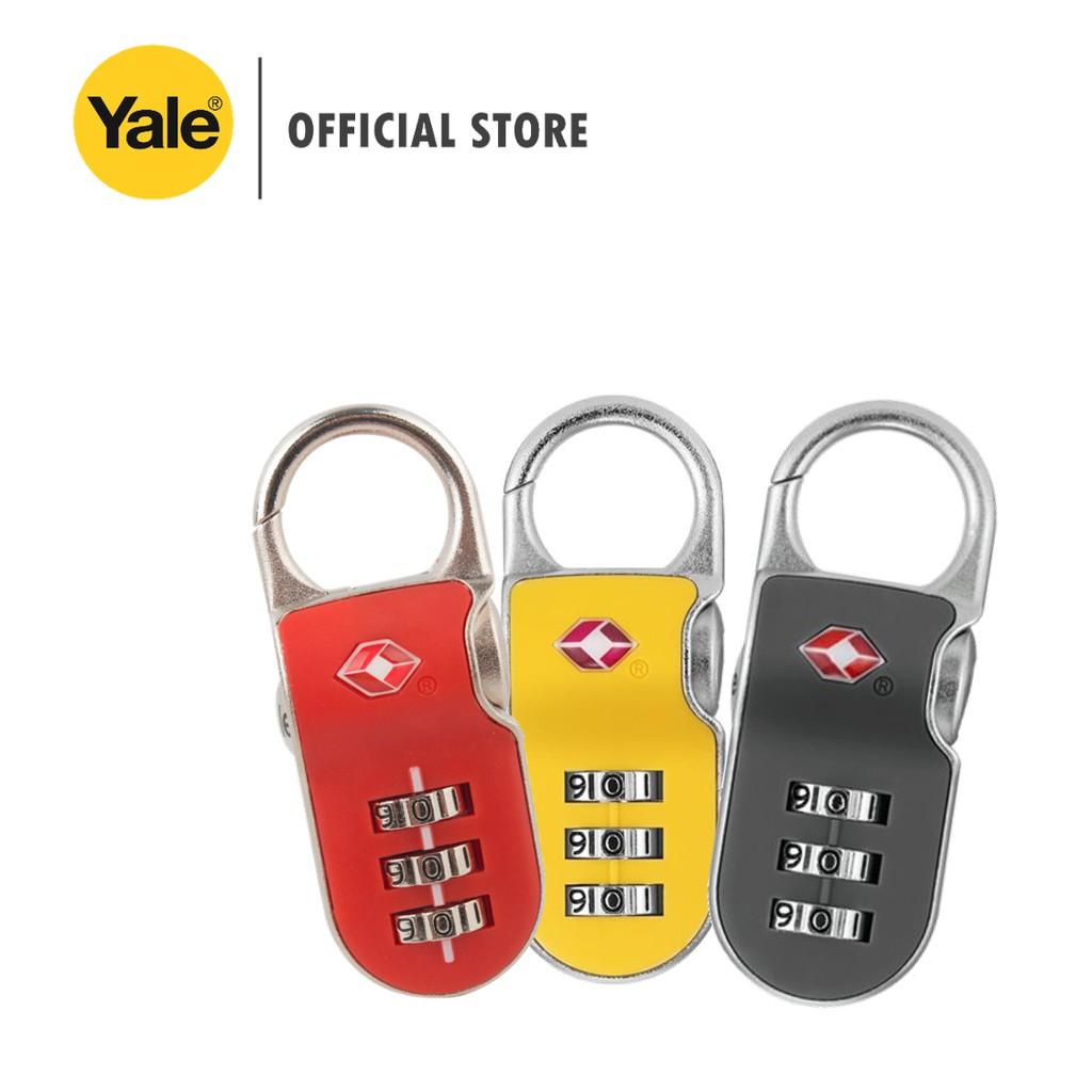 0a3cbb779cd3 Yale YTP2/26/216 Luggage TSA Lock