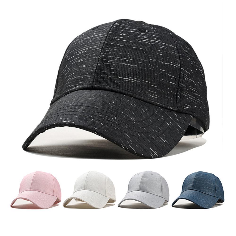 6e27e6907256b Men Women Fashion Solid Color Breathable Outdoor Visor Wild Light Baseball  Cap