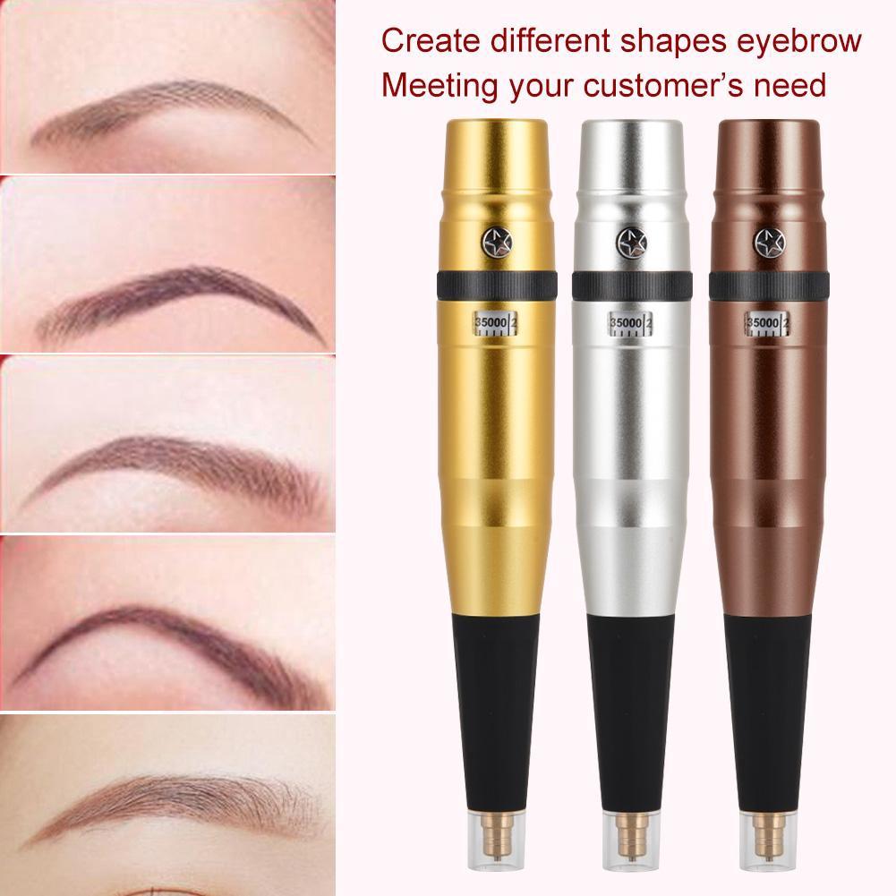 35000rpm Semi Permanent Makeup Pen