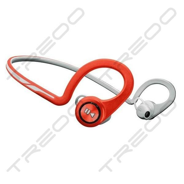 Plantronics Backbeat Fit Wireless Bluetooth In-Ear Earphone/Mic - Red