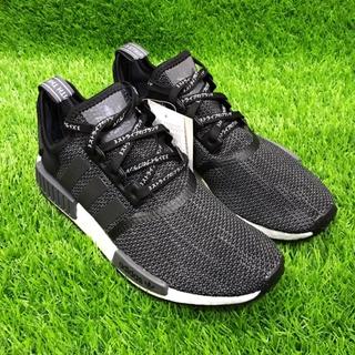 13b06925486b9 Japanese Katakana Flat Shoelaces Black NMD Ultraboost