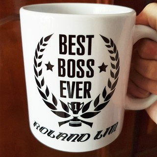 Customized World's Best Coffee Mug