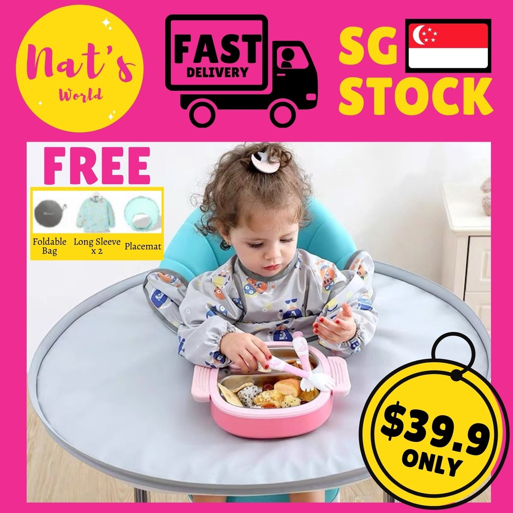 BLW Placemat Tray Food Baby Chair Cover Mat (A-5002)