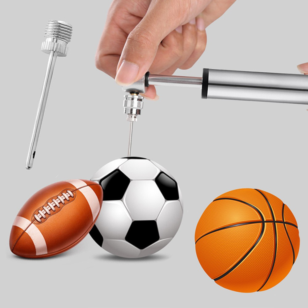 Bluelans/® 20 Sport Football Basketball Soccer Ball Inflating Pump Needle Adaptor