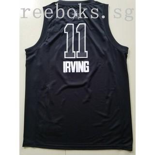 meet 92c97 431cb NBA Jersey Basketball Jersey Celtics All-Star Black 11 Owen ...