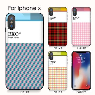 Exo Wallpaper For Iphone 7 X Xs Xr Phone Cover