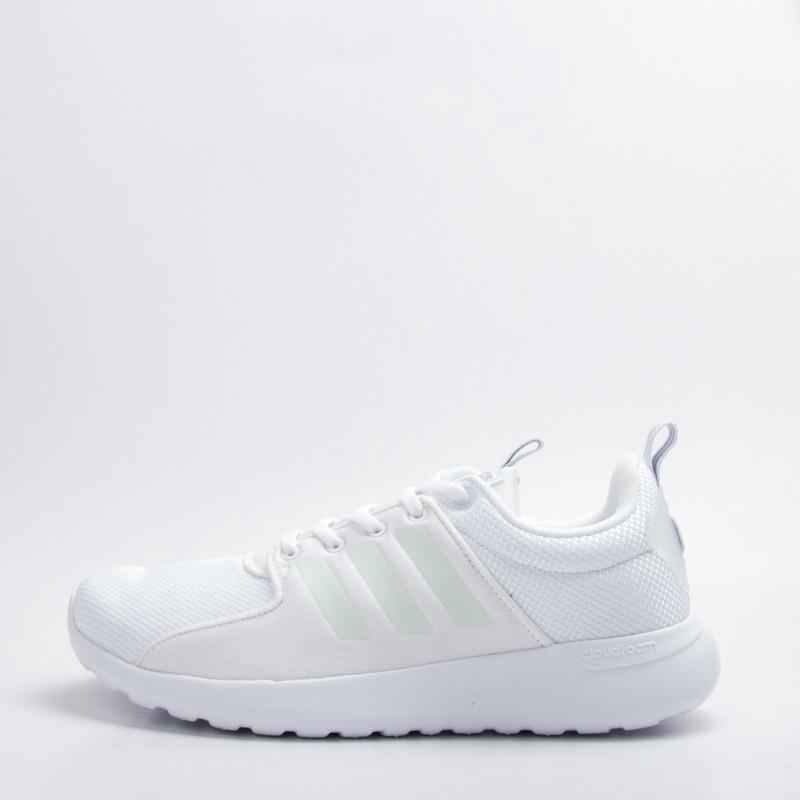 on sale d04bb 811c0 Adidas NEO Men CF Lite Racer casual running shoes white 慢跑鞋♥Xin Power♥TW
