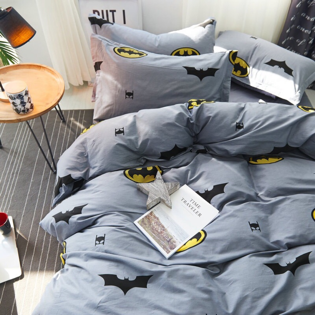 Batman Bedsheet Set